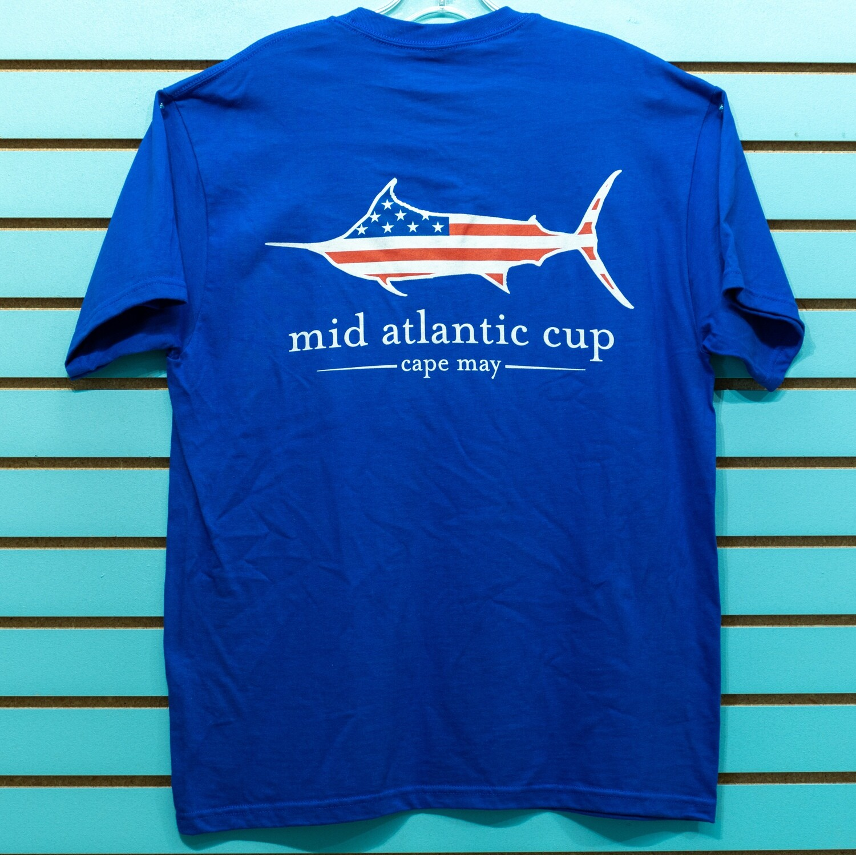 MidAtlantic Cup Short Sleeve Tee
