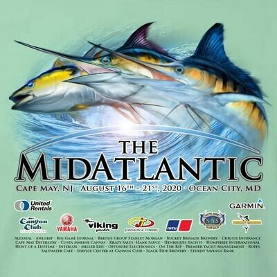 MidAtlantic Kids Tee 2020