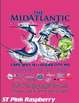 MidAtlantic Ladies V-Neck Performance 2021