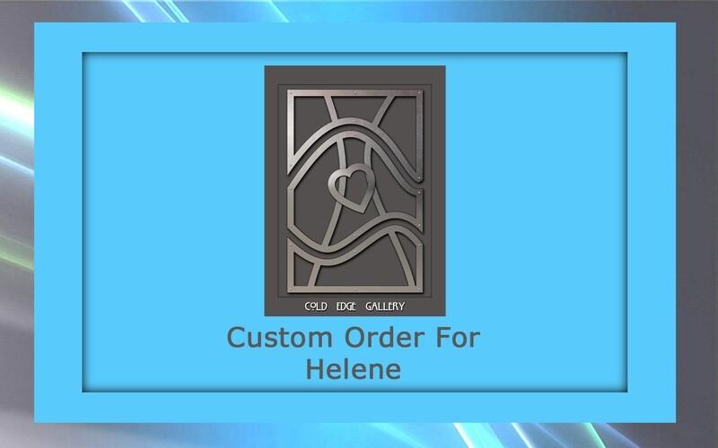 Custom order for Helene