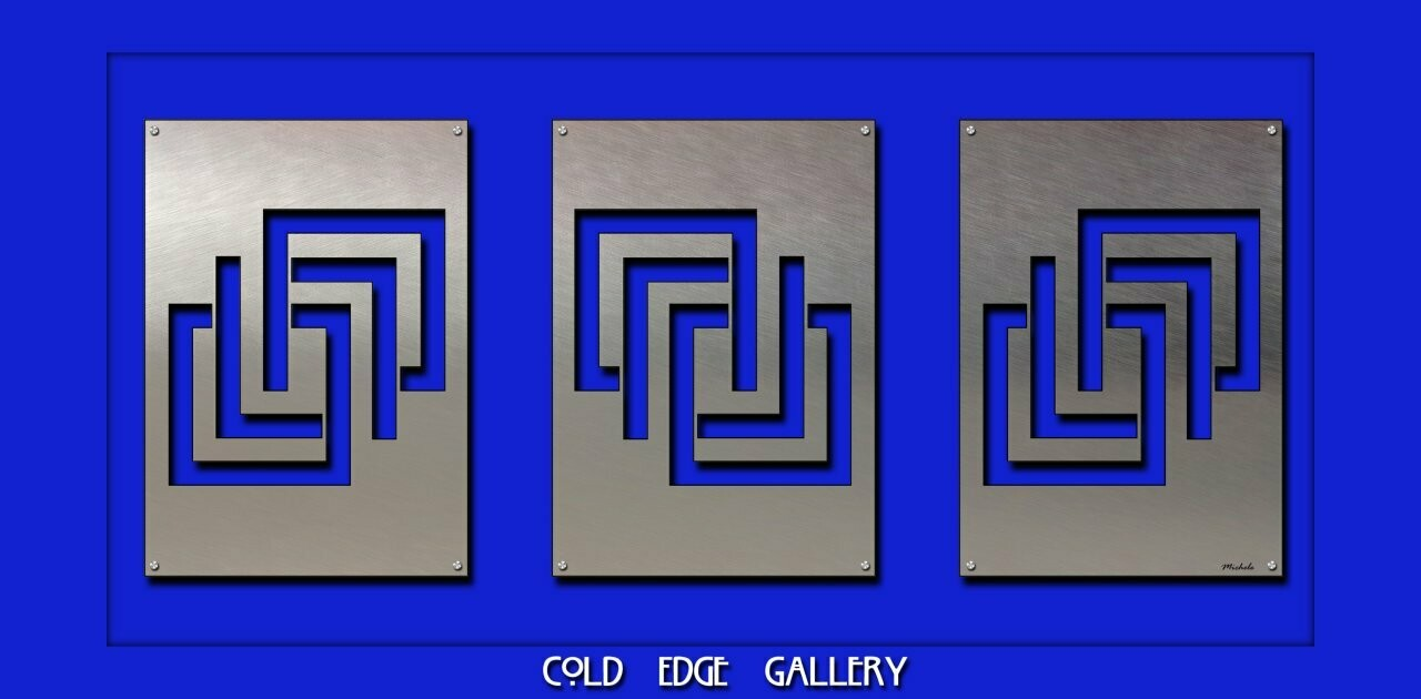 """""""Abstract Squares 3"""""""