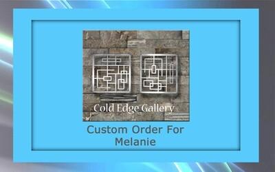 Custom order for Melanie B.