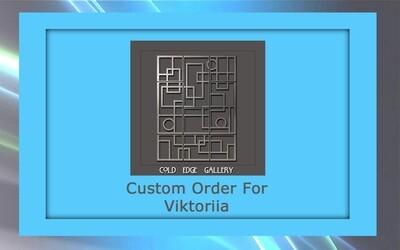Custom order for Viktoriia T.