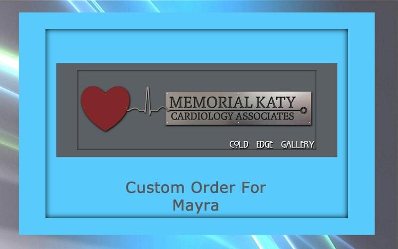 Custom order for Mayra F.
