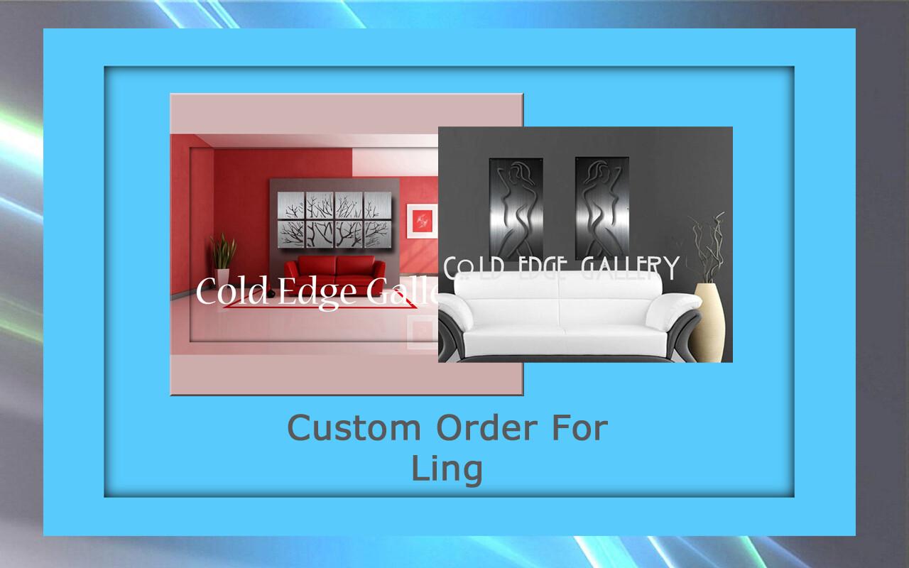 Custom order for Ling S.