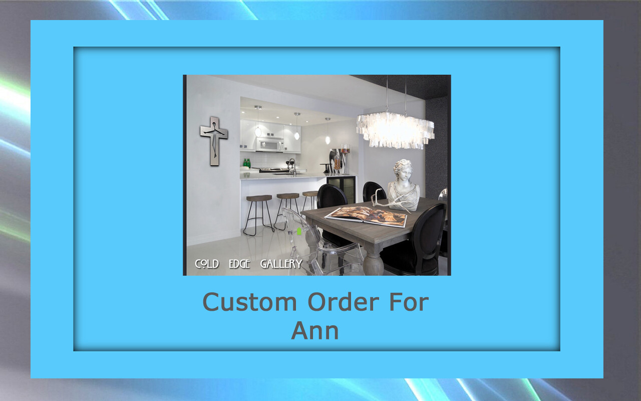 Custom order for Ann D.
