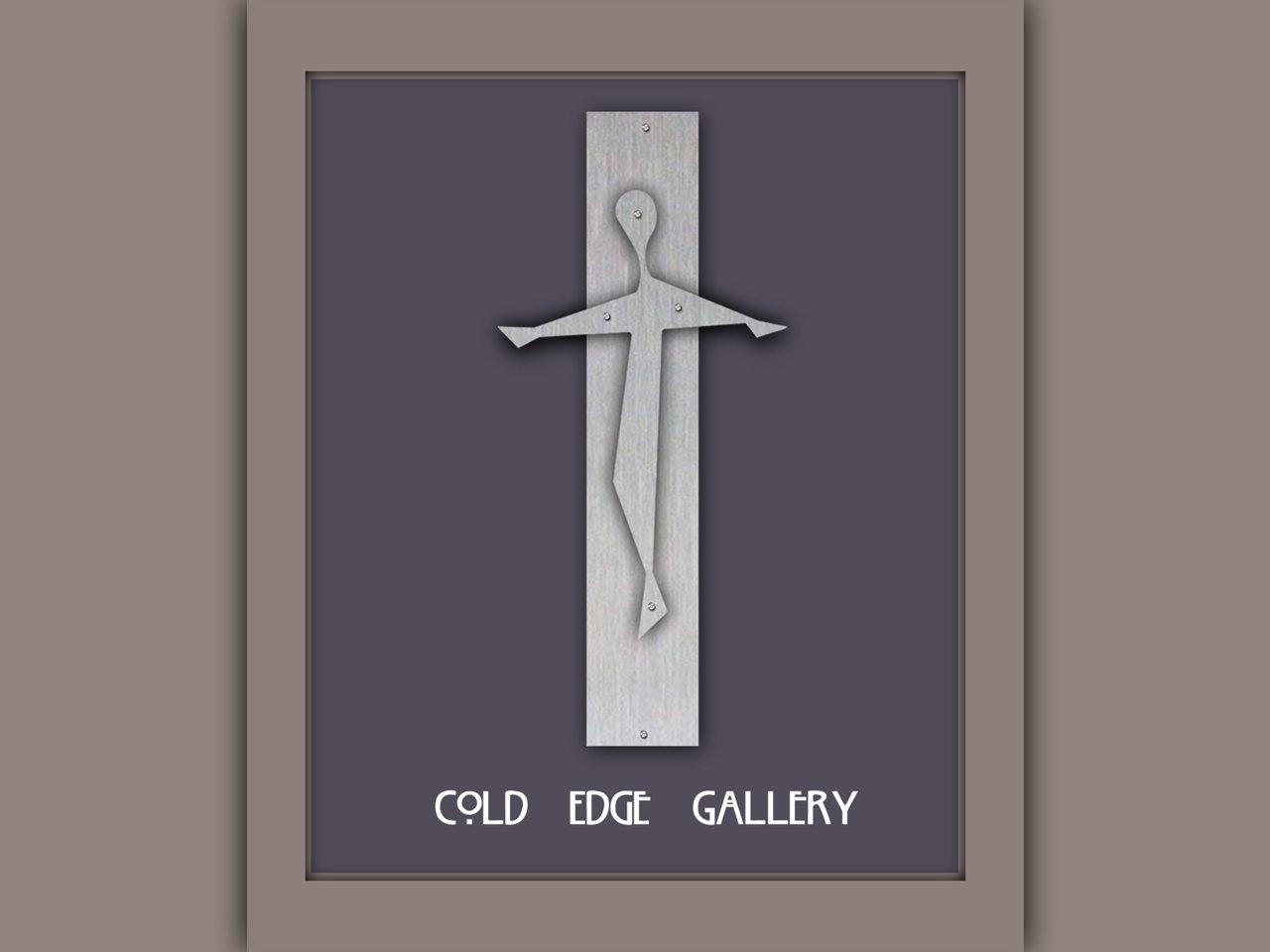 """Contemporary Crucifix"""
