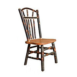Wagon Wheel Side Chair
