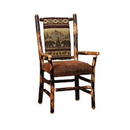 Low Back Chair w/Arms