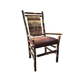 Medium Back Arm Chair