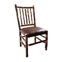 Stick Back Side Chair (upholstered)
