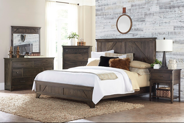 Cedar Lakes Bed