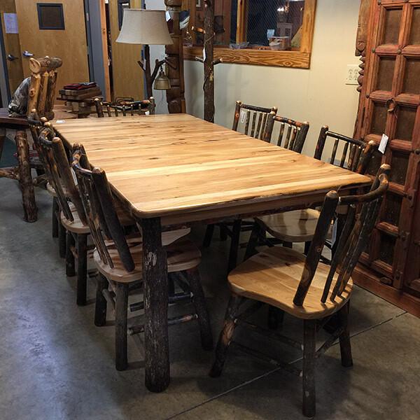 4 or 5 Leg Leaf Expansion Table