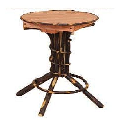Pedestal Round Table