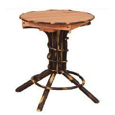 Pedestal Round Table