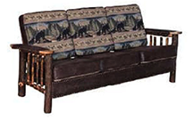 Sofa w/Upholstered Arm