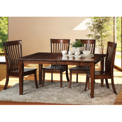 Classic Essentials Table with 2 Leaves