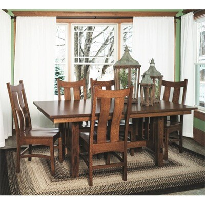 Goshen Essentials Table with 2 leaves