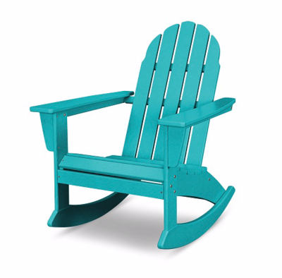 Vineyard Adirondack Rocking Chair