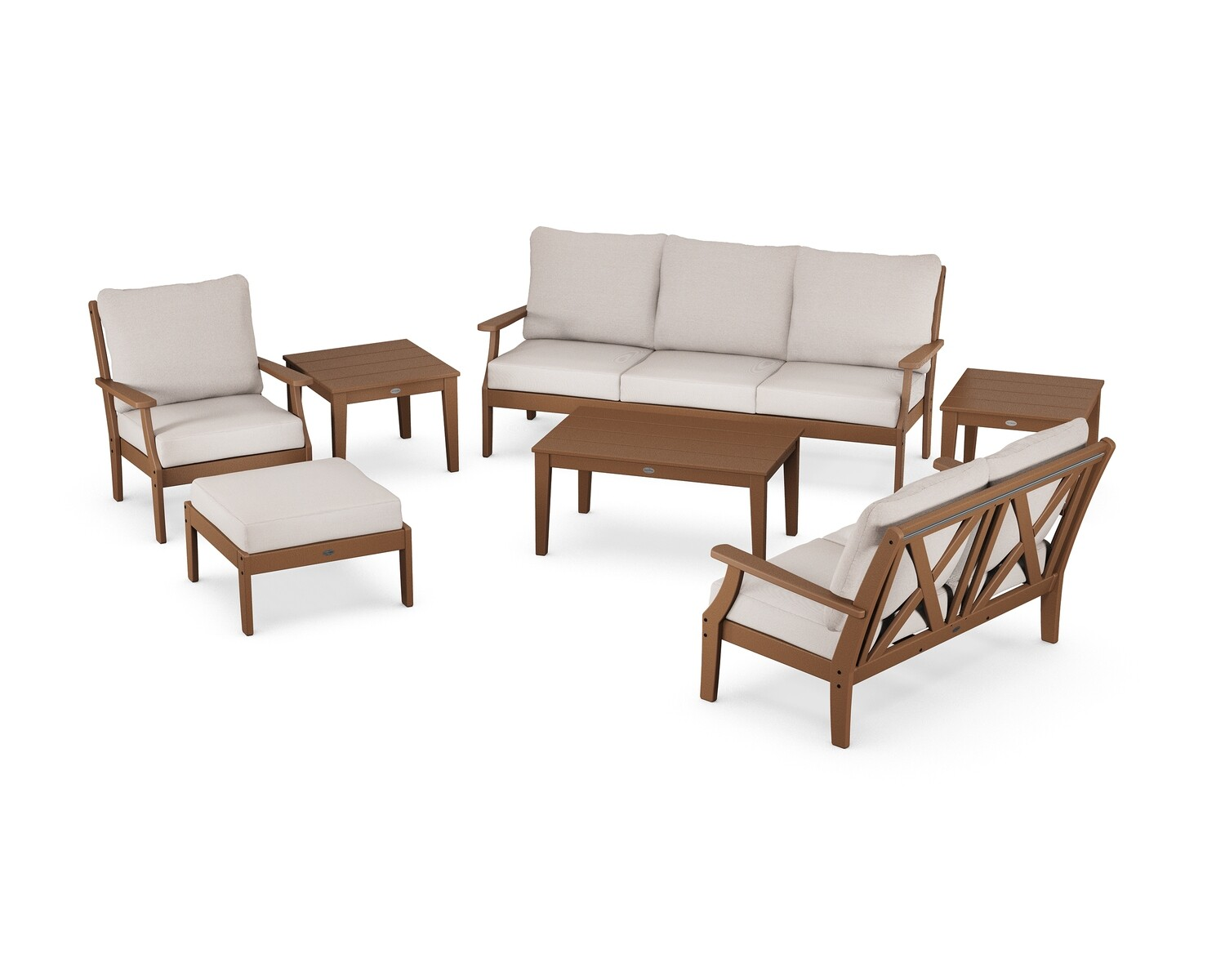 Braxton 7- Piece Deep Seating Set