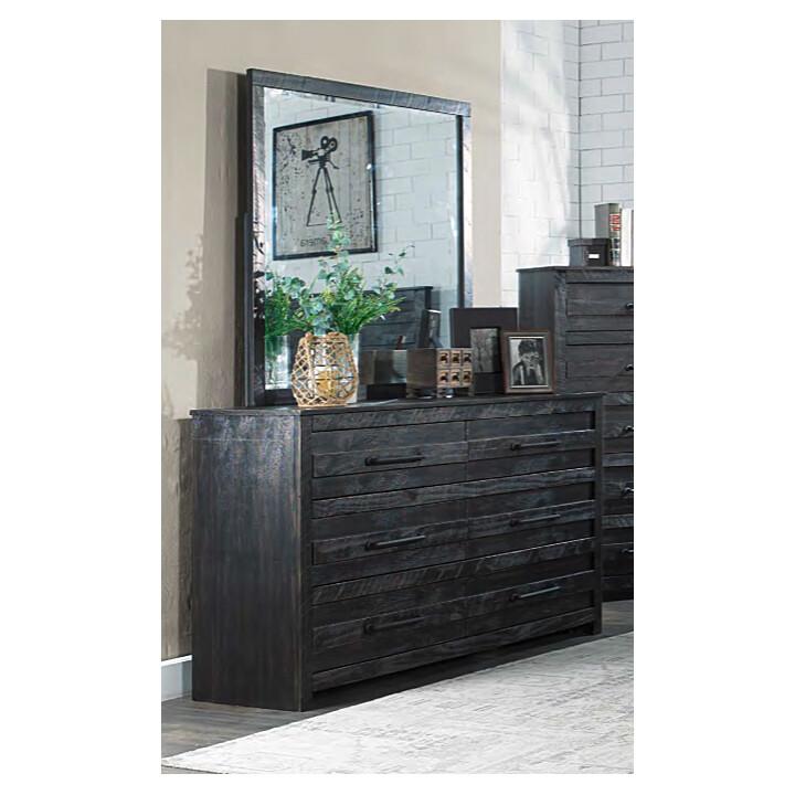 Villa Wood 6 - Drawer Dresser
