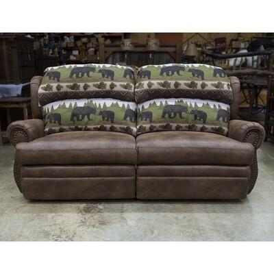 Reclining Apt Sofa