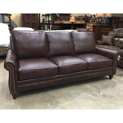 Reddish Stationary Sofa 8-Way