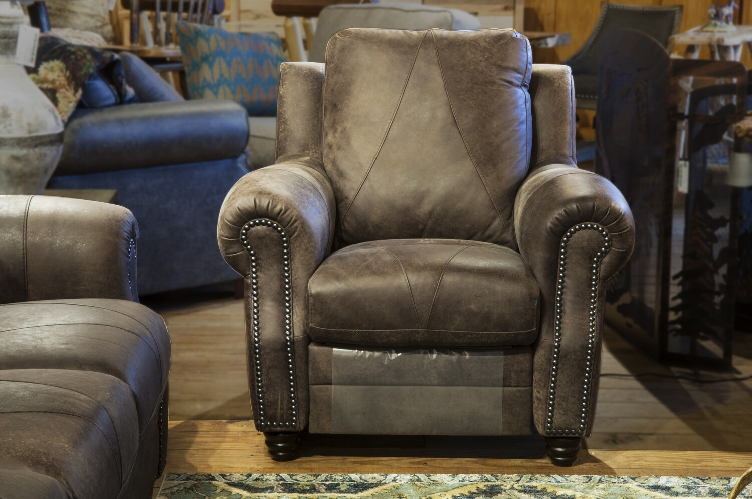 Lee Recliner 278 Outback Gray