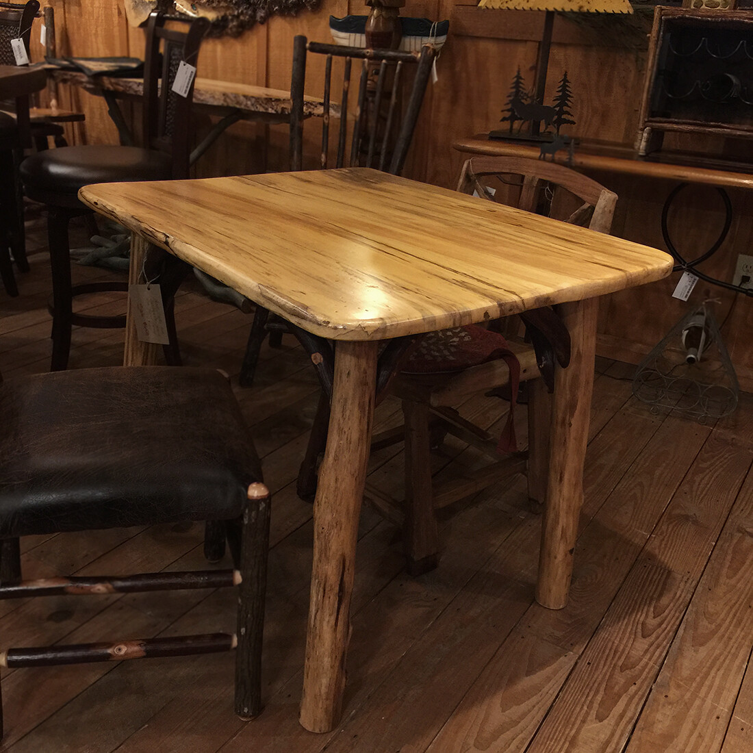 Sycamore Square Breakfast/Game Table