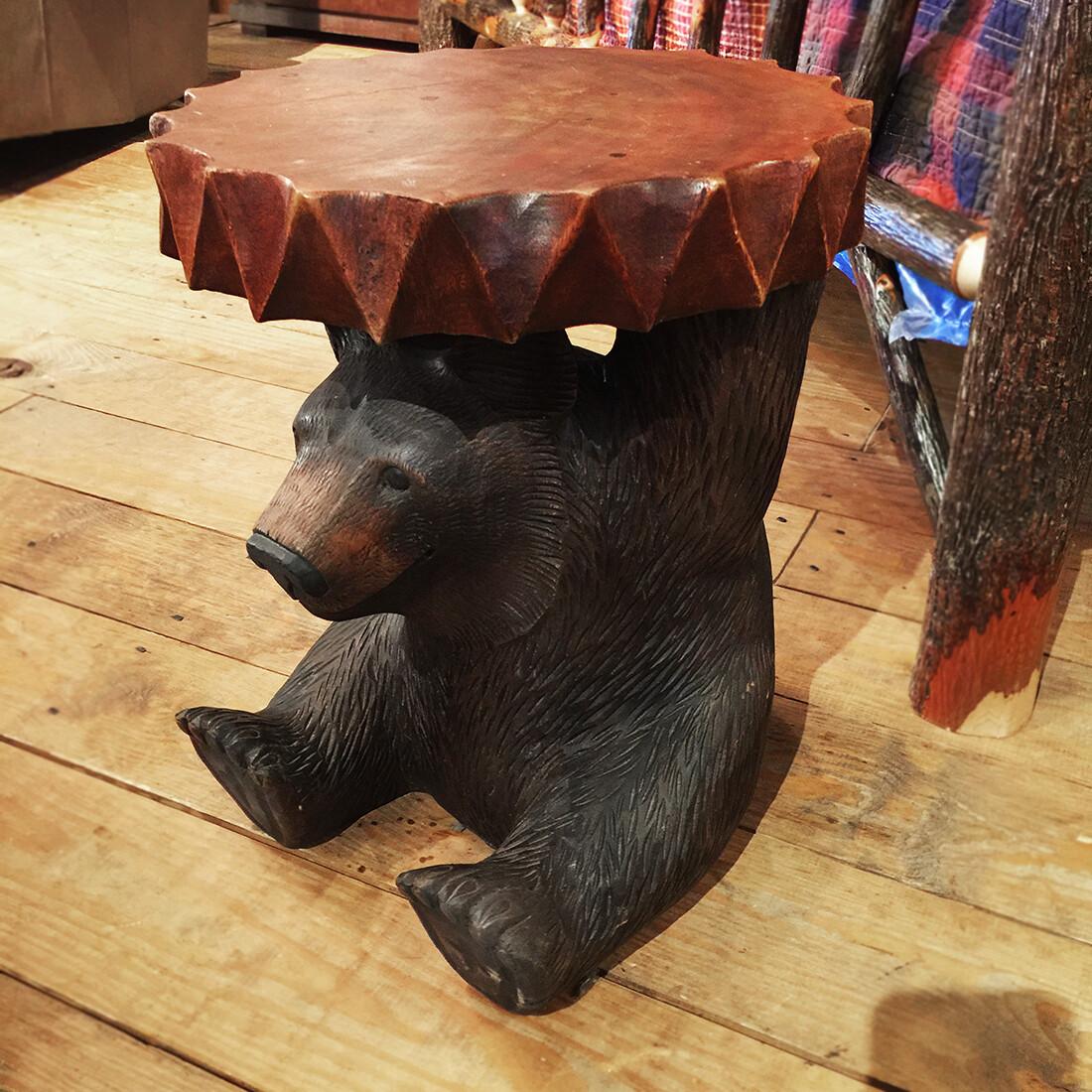Bear Stool