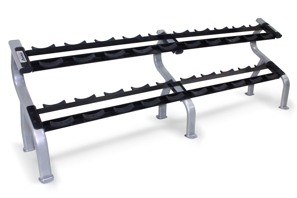 Troy 10-Pair Dumbbell Rack