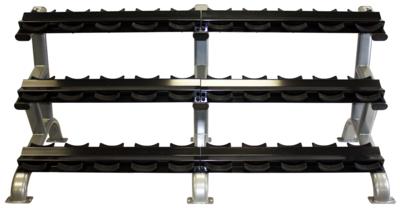 15 Pair Dumbbell Rack