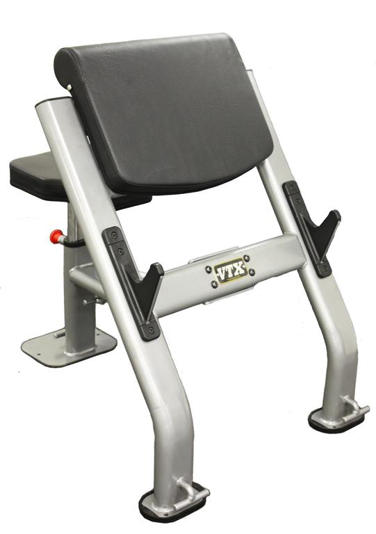 VTX Free-standing Curl Bench