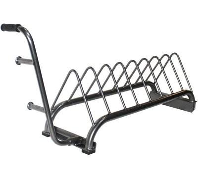 VTX Horizontal Bumper Plate Rack