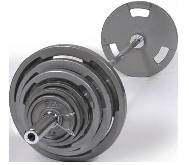 VTX Olympic 300lb. Weight set