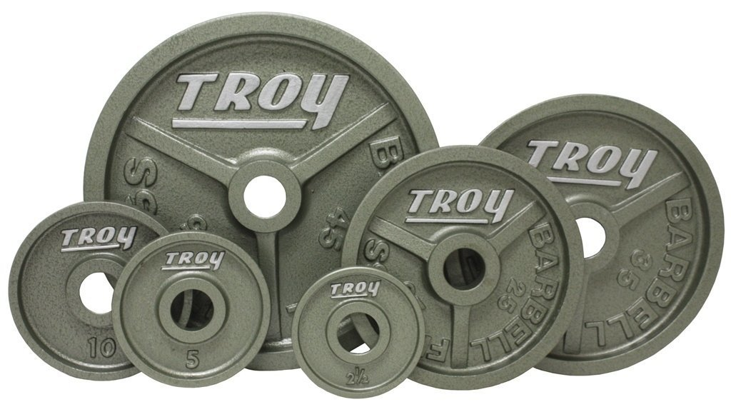 TROY Wide Flanged Plate