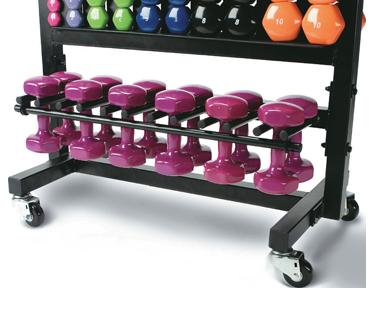 Aerobic Pac - Accessory Rack