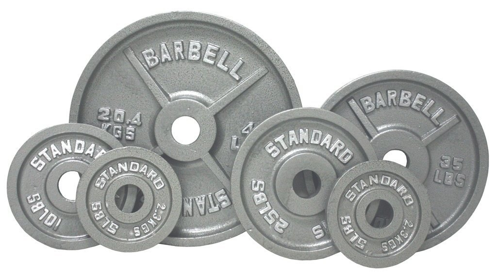 USA Olympic Grey Plate