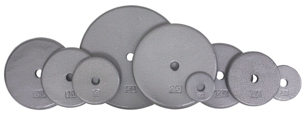 Regular Gray Plate
