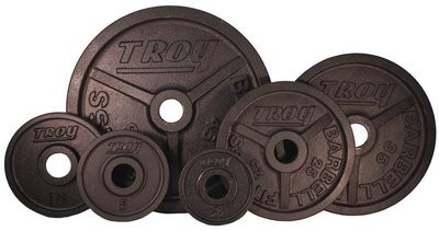 TROY Premium Wide Flanged Plate