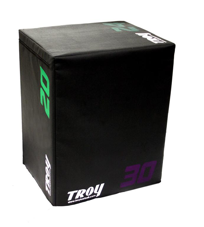 Troy Soft Foam, Tri-Plyo Cube