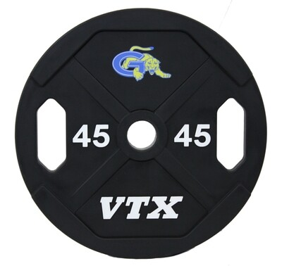 VTX Dual Grip Urethane Plate (Custom Logo)