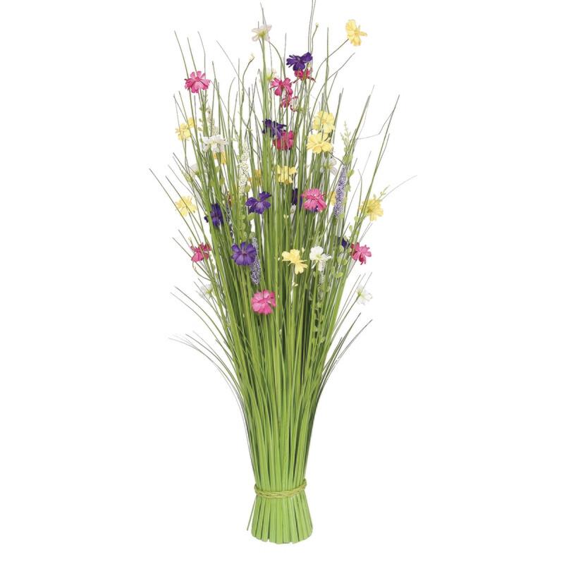 FLORAL BUNDLE: MIXED FLOWERS 100CM - 23608