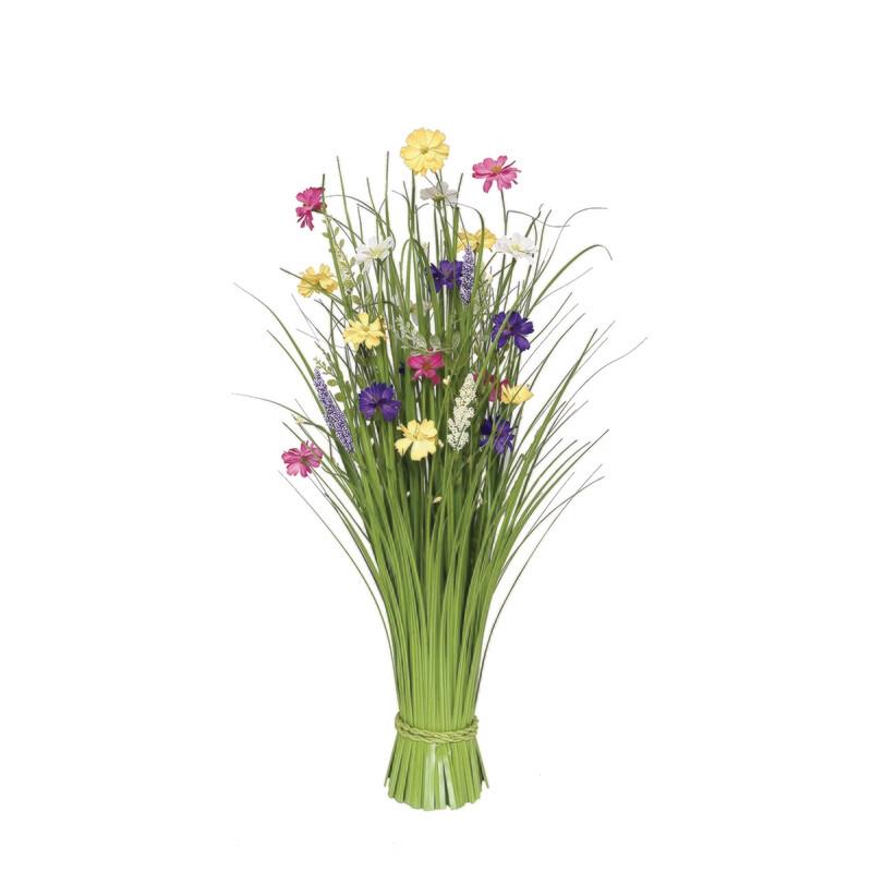 FLORAL BUNDLE: MIXED FLOWERS 70CM - 23609