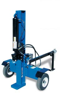 Iron & Oak BHVH2609 26Ton Vertical/Horiz 9HP Honda Elec Start