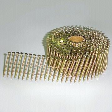 "Hitachi 2-1/4""x.099 SC Item12206 Coil Faming Nails 9000 Per Box"