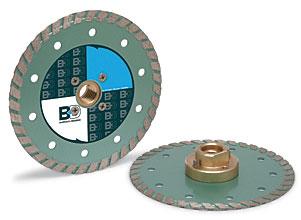 "Barranca Diamond BD-500W 5"" x .090"" x 20mm w/4 holes"