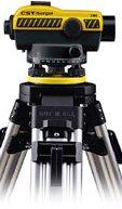 CST/berger 55-SLVP20N SAL 20X Auto Level Kit w/ Tripod & Rod