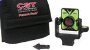 CST/Berger 65-3500M Peanut Pkck Mini Prism Assembly w/ Case &