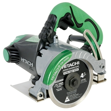 "Hitachi CM4SB2 4"" Dry-Cut Masonry Saw"
